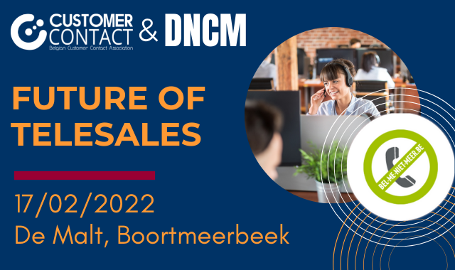 The future of telesales – Customer Contact & DNCM
